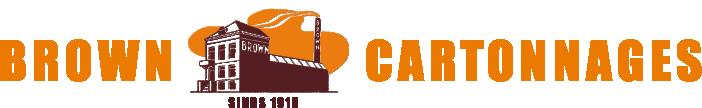 Brown Cartonnages